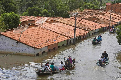 Brazil's worst flood disaster on record