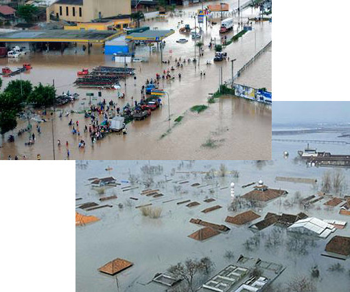 Brazil flood 2011 - worst flood disaster in country's history