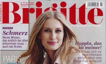 German magazine Brigitte wants to feature more images of 'real life' women.