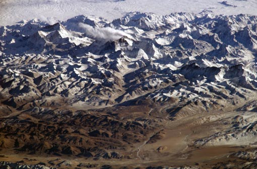 Himalayan glaciers are retreating fast and could disappear within the next 50 years