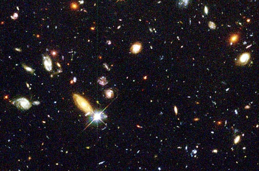 Hubble Deep Field - our most detailed view of the universe