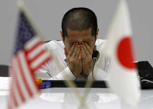 Low rates in Japan and US have yet to boost economies.