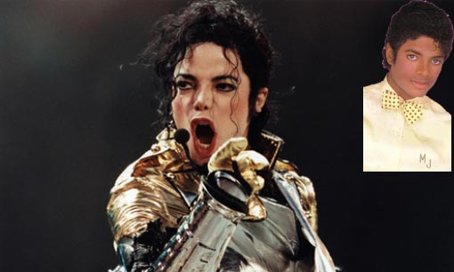 Michael Jackson is a performance name for the person Michael Joseph Jackson