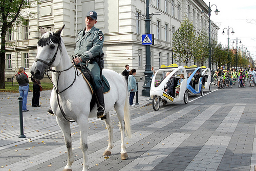 European Mobility Week: Vilnius, Lithuania