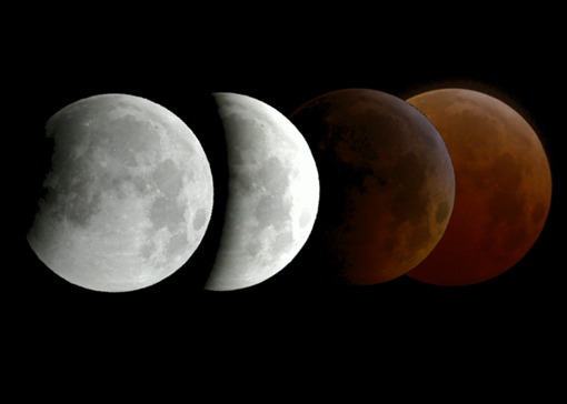 Lunar Eclipse, June 15, 2011