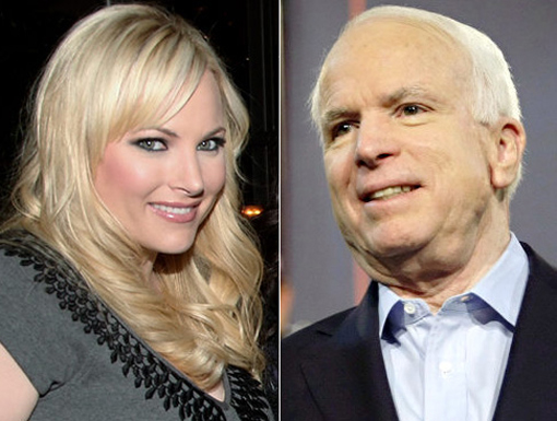 Meghan McCain comes out against controversial Arizona anti-illegal immigration law which her father Sen. John McCain defends