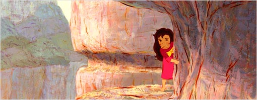 This year's edition of the New York International Children's Film Festival, which runs from February 27-March 15, demonstrates that the most interesting movies for children are not necessarily always children's movies. Opening the festival is the French and Italian animated feature Mia and the Migoo, directed by Jacques-Remy Girerd
