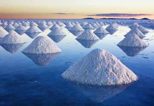 Mysterious Sights: Salar de Uyuni, Bolivia