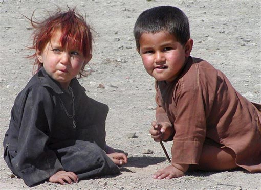 The children of Afghan refugees. Afghanistan called on neighboring Iran to stop repatriating tens of thousands of Afghan refugees, saying it cannot afford to resettle them.