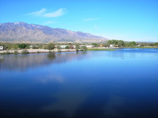 Roper Lake SP, Safford AZ