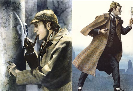 Sherlock Holmes, the premier brand name in detective fiction, the archetype of the sleuth