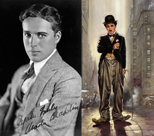 Charlie Chaplin - a gentleman