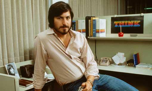 Steve Jobs in 1981