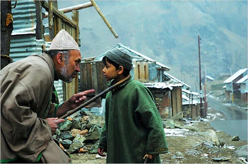 Ethical questions fill the festival's first Children & War series. The boy in the Indian film Tahaan is asked to commit a terrorist act