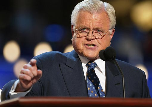 Ted Kennedy arrived in the U.S. Senate in 1962 and became the third-longest-serving Senator of all time. He was the youngest brother of President John F. Kennedy and Senator Robert F. Kennedy, two legendary politicians who were killed in the prime of their lives, and the last surviving son of Joseph Kennedy Sr. 'Integrity is the lifeblood of democracy. Deceit is a poison in its veins.' - Sen. Ted Kennedy, condemning President George W. Bush's actions leading to the war in Iraq in a speech given at the Brookings Institute in Washington on April 5, 2004
