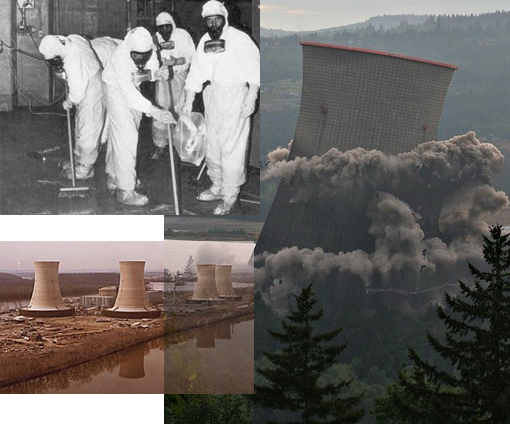 April 26, 2011 is the 25th anniversary of Three Mile Island nuclear meltdown