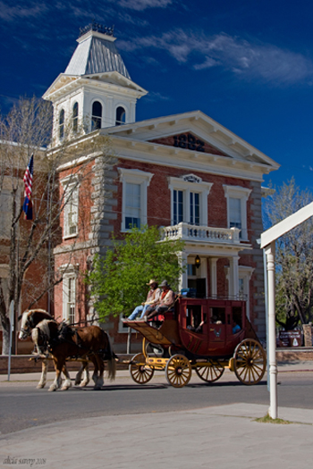 Tombstone Courthouse State Historic Park, Arizona