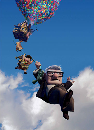 The 62nd Cannes International Film Festival runs May 13 through May 25. The Disney/Pixar film 'Up' is the first animated film ever chosen to open the festival