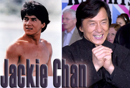 Jackie Chan has received stars on the Hong Kong Avenue of Stars and the Hollywood Walk of Fame