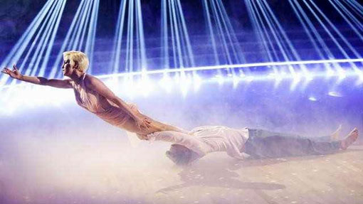 Kellie Pickler and Derek Hough on 'Dancing with the Stars' 2013