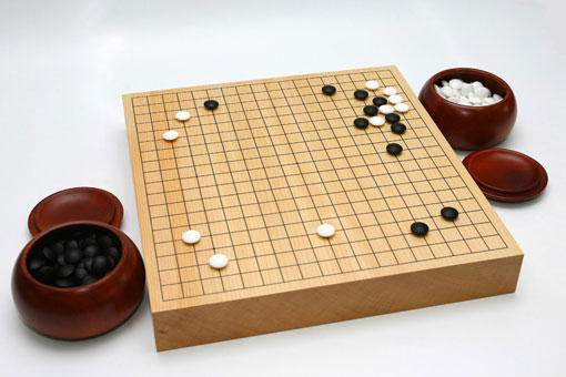 Human Makes Computer Smarter Than Taking Winners Prize Complex Game Go Has Roots In Ancient China Some 3000 Years Ago
