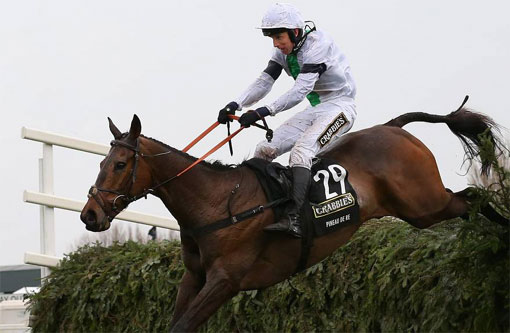 Pineau De Re wins 167th Grand National at Aintree