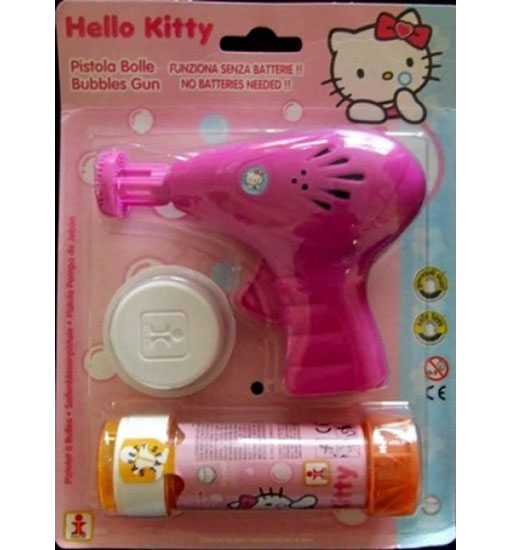 hello kitty bubble gun gets 5-year-girl suspended