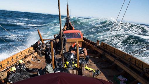 crew of Draken Harald Hårfagre