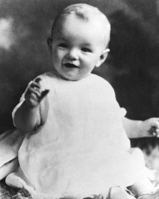 Marilyn Monroe was born Norma Jeane Mortenson on June 1, 1926