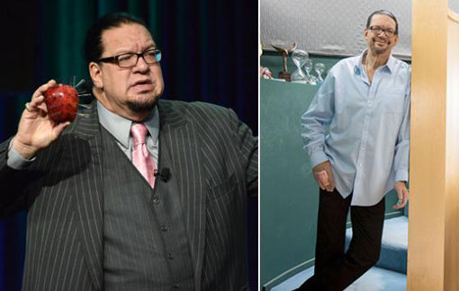 how Penn Jillette Lost 105 Lbs. In 4 months