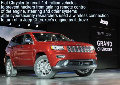 2014 Jeep Grand Cherokee, at North American International Auto Show in Detroit, Michigan, 2013