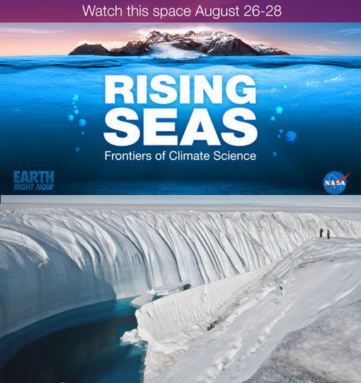 join NASA for an in-depth look at what's going on with sea level rise around the world