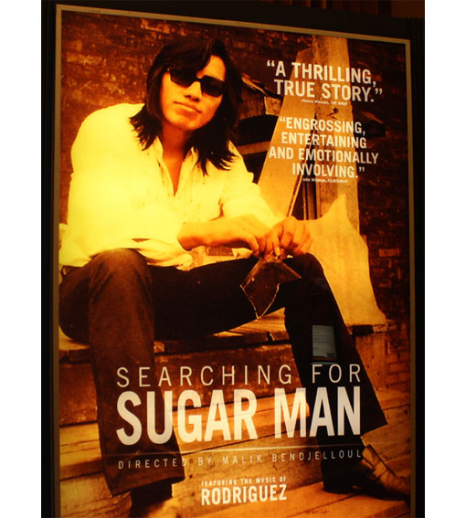 documentary based on true story of folksinger Sixto Rodriguez