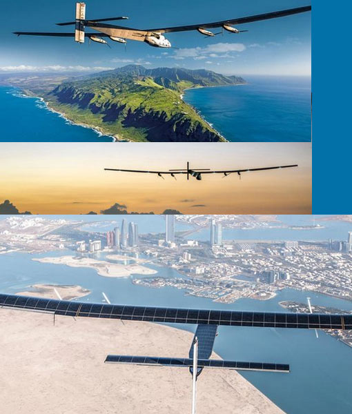 Solar Impulse completes epic flight across pacific