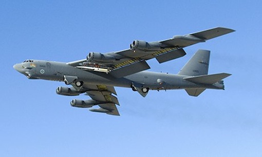 US sends B-52 bomber to Diaoyu Islands