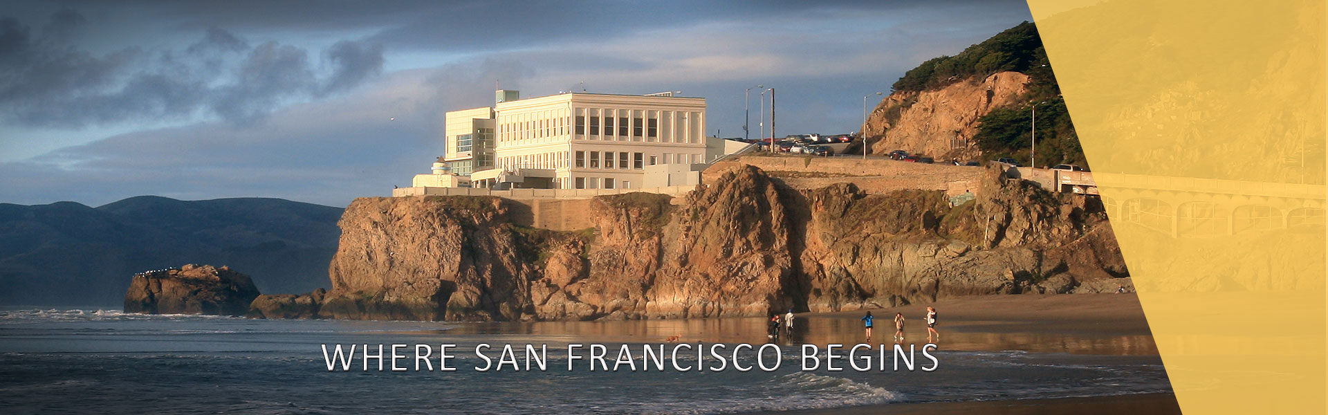 Both on last day of 2020 - Earth must be very upset: earthquake beneath Golden Gate Bridge next to iconic Cliff House (visited by 5 US presidents since 1863)... which sadly closes its doors