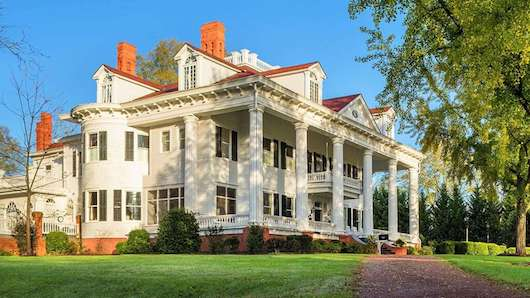 Going, Going, Gone with the Wind: iconic mansion that inspired the film now up for auction with starting bid of $1 million