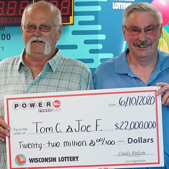 Honor, unforgotten: 30 years after handshake, 2 friends split 22-million lottery winnings