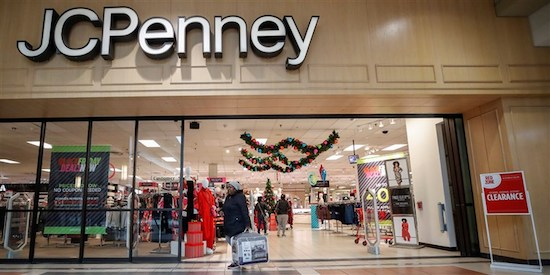 Uncertain future of retail: after Sears' bankruptcy, 116-year-old JCPenny shuts down hundreds more stores, Payless ShoeSource announces closure of all 2,100 US stores