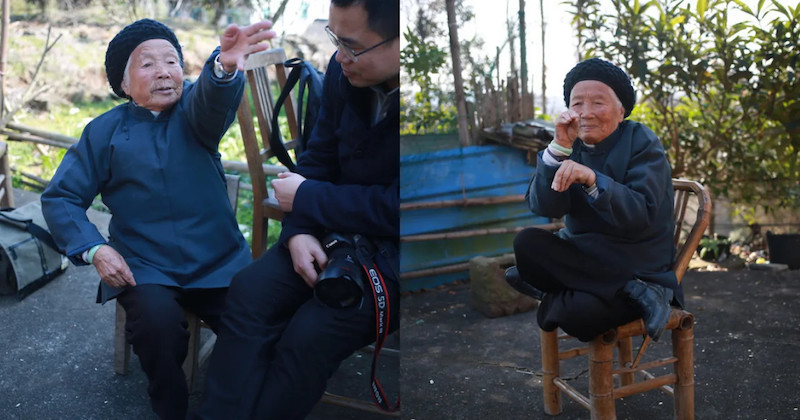 """""""Kung Fu Granny"""" still practicing and teaching kung fu (for free) at 98 - """"Learning kung fu is for defending, not for bullying others. We should help others"""""""