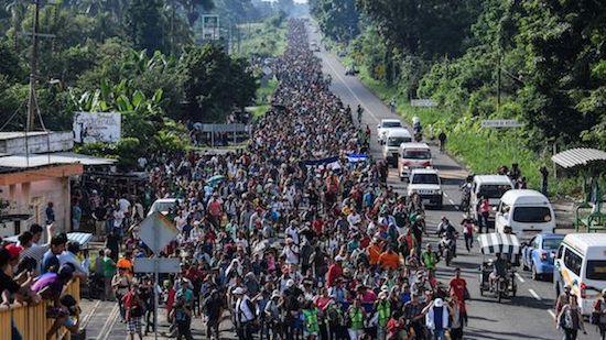 Mexico flies over 300 to New Delhi in unprecedented transatlantic deportation
