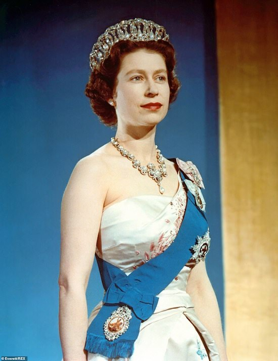 Queen since 1952: Elizabeth II in Photos. Her father stayed in London, shared dangers and deprivations in WWii