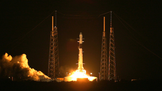 SpaceX launches Dragon spacecraft to International Space Station with NASA Cargo and Science