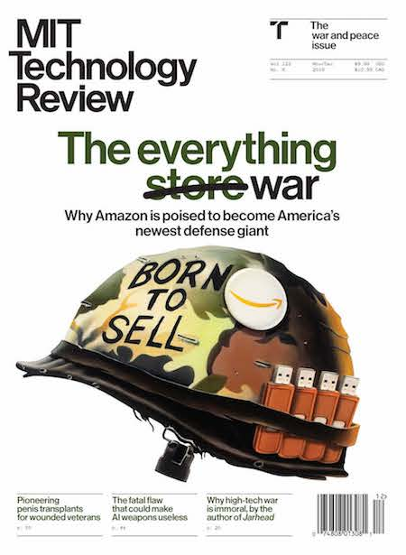 Amazon: America's next military giant? The fatal flaw that could make AI weapons useless