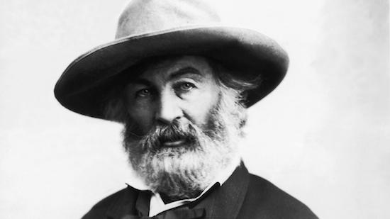 """A leaf of grass is no less than the journey-work of the stars"" - Walt Whitman (May 31, 1819 – March 26, 1892)"