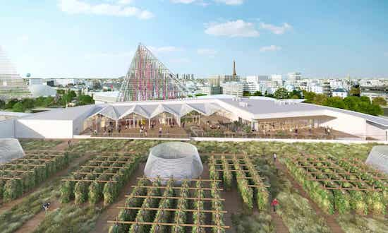 World largest urban farm to open soon on Paris rooftop with 150,000 square feet of vegetables